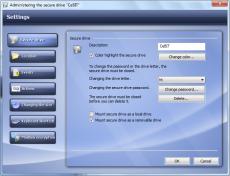 Скриншот 2 из 6 программы Steganos Privacy Suite