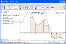 Скриншот 2 из 2 программы GeoGebra