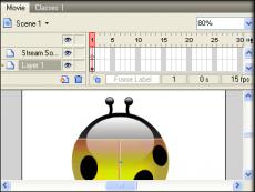 Скриншот 2 из 5 программы Sothink SWF Quicker