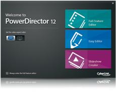 Скриншот 1 из 5 программы Cyberlink PowerDirector