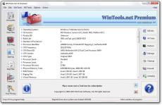 Скриншот 1 из 1 программы WinTools.net