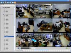 Скриншот 1 из 1 программы Ivideon Client
