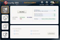 Скриншот 1 из 1 программы IObit Security