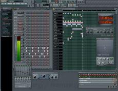 Скриншот 1 из 1 программы FruityLoops Studio