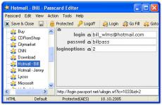 Скриншот 3 из 6 программы Roboform