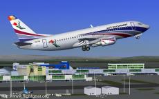 Скриншот 5 из 5 программы FlightGear