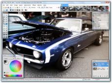 Скриншот 8 из 9 программы Paint.NET