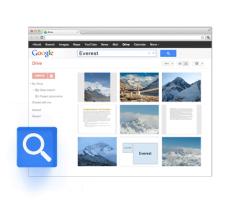 Скриншот 3 из 4 программы Google Drive (Google Backup and Sync)