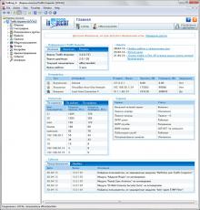 Скриншот 1 из 4 программы Traffic Inspector