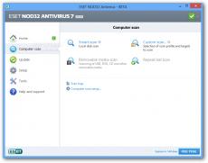 Скриншот 4 из 4 программы Антивирус Eset NOD32
