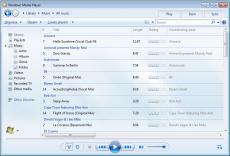 Скриншот 6 из 11 программы Windows Media Player Plus!