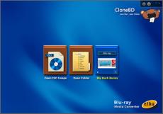 Скриншот 3 из 3 программы CloneBD