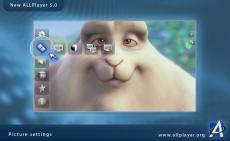 Скриншот 3 из 9 программы ALLPlayer