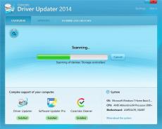Скриншот 2 из 4 программы Carambis Driver Updater
