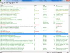 Скриншот 1 из 1 программы Xenu&#39s Link Sleuth