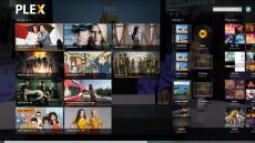 Скриншот 1 из 3 программы Plex (Windows 10)