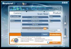 Скриншот 2 из 2 программы Immunet Antivirus