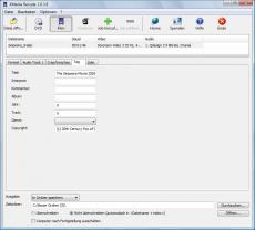 Скриншот 3 из 4 программы XMedia Recode