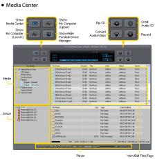 Скриншот 1 из 9 программы Cowon jetAudio
