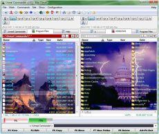 Скриншот 1 из 2 программы Unreal Commander