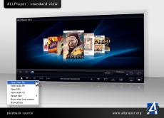 Скриншот 4 из 9 программы ALLPlayer
