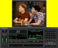 Скриншот 1 из 1 программы CD-Runner