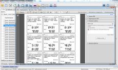 Скриншот 5 из 10 программы ML4x4 «Ценники и прайс-листы»