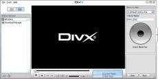 Скриншот 1 из 1 программы DivX Play Bundle
