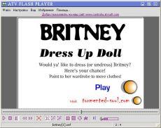 Скриншот 1 из 1 программы atvflashplayer