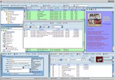 Скриншот 2 из 4 программы Zortam Mp3 Media Studio