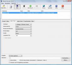 Скриншот 4 из 4 программы XMedia Recode