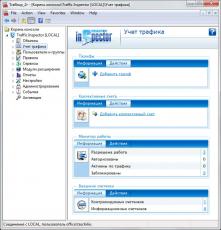 Скриншот 3 из 4 программы Traffic Inspector