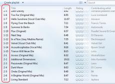 Скриншот 8 из 11 программы Windows Media Player Plus!