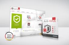 Скриншот 1 из 10 программы Ashampoo AntiVirus 2016