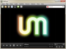 Скриншот 2 из 2 программы UMPlayer