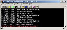 Скриншот 1 из 1 программы Access Denied