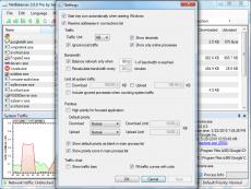 Скриншот 5 из 5 программы NetBalancer