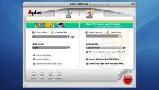 Скриншот 1 из 1 программы Aplus Video and DVD Utilities Packages