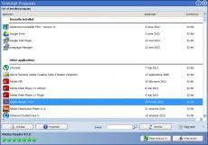 Скриншот 4 из 8 программы Advanced Uninstaller