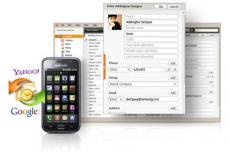 Скриншот 3 из 4 программы Samsung Kies