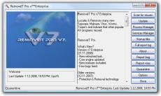 Скриншот 3 из 3 программы RemoveIT