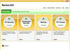 Скриншот 1 из 1 программы Norton 360