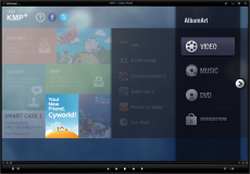 Скриншот 2 из 2 программы KMPlayer