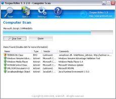 Скриншот 1 из 1 программы GridinSoft Anti-Malware