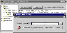 Скриншот 2 из 5 программы Resource Hacker