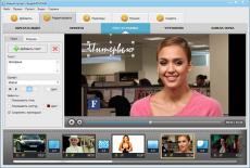 Скриншот 3 из 6 программы ВидеоМОНТАЖ