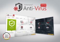 Скриншот 2 из 10 программы Ashampoo AntiVirus 2016