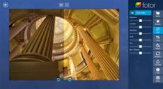 Скриншот 1 из 2 программы Fotor