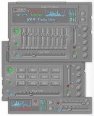 Скриншот 1 из 1 программы Axife FM Player