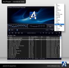 Скриншот 6 из 9 программы ALLPlayer